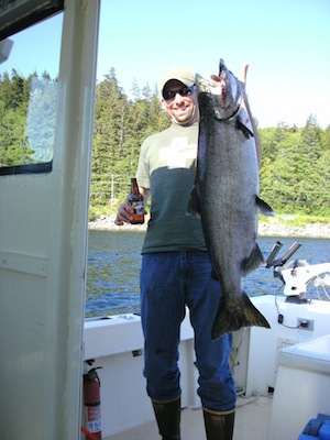 ryans derby king salmon in ketchikan 2010