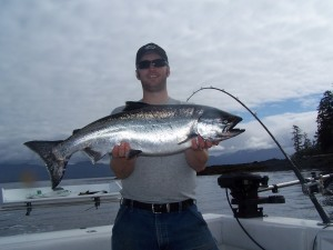 May 2010 King Salmon