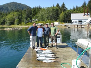 full day fishing Ketchikan Alaska