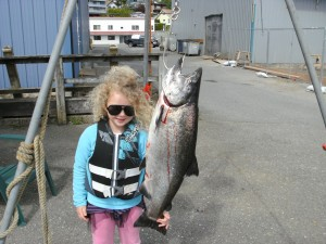 Salmon Fishing Ketchikan Alaska