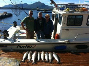 Ketchikan Silver Salmon Fishing