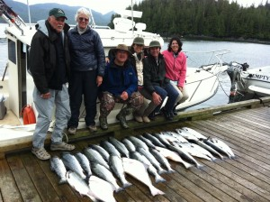 full day fishing trip ketchikan