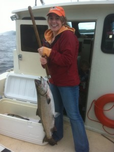 20 Pound Ketchikan King Salmon