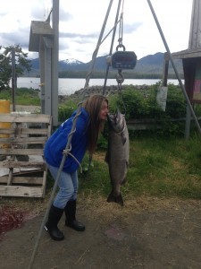 King Salmon Derby Ketchikan Alaska