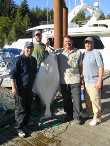Ketchikan Alaska Halibut