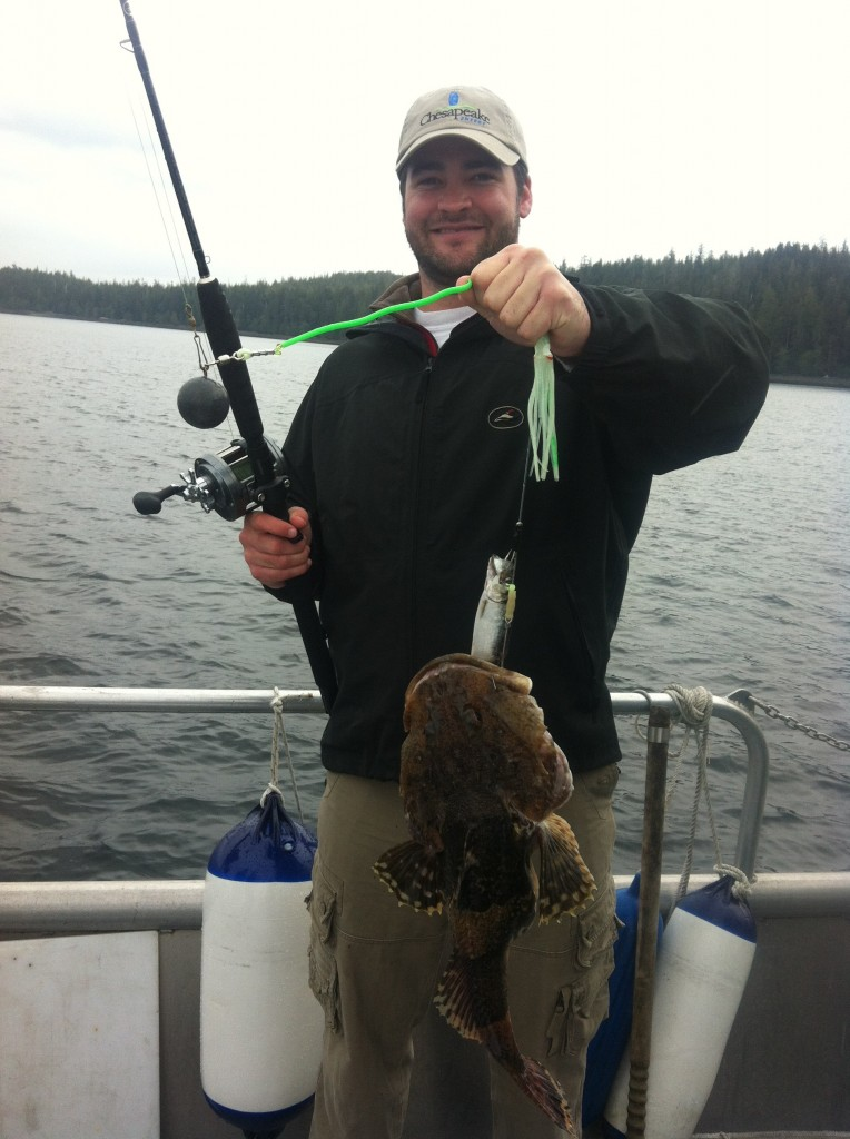 Ketchikan Sculpin Fishing!