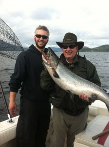 Ketchikan Salmon Fishing