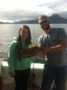 Ketchikan bottom fishing