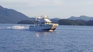 SeaSport Catamaran - Halibut fishing