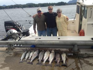 ketchikan King Fishing
