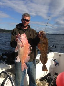 bottomfishing ketchikan Alaska
