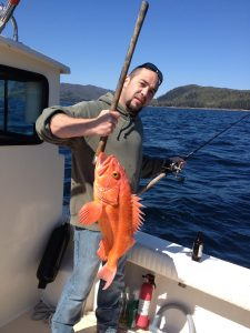 Ketchikan Alaska bottomfishing