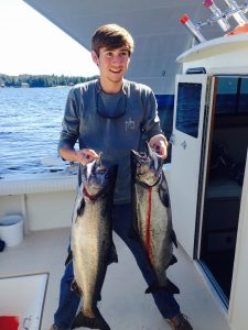 cruise ship fishing charter ketchikan