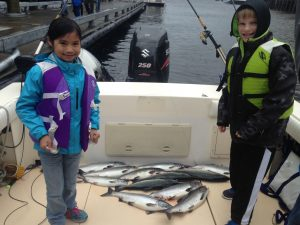 ketchikan cruise ship fishing charter