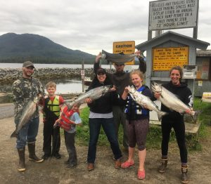 ketchikan king salmon derby