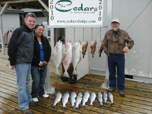 halibut/salmon trip